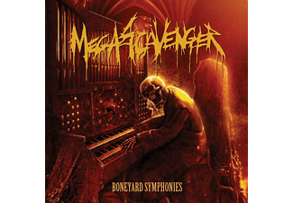 Megascavenger - Boneyard Symphonies  - (CD)