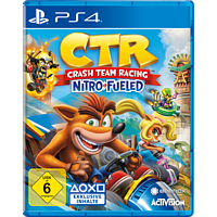 CTR Crash Team Racing Nitro Fueled - [PlayStation 4]