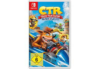 CTR Crash Team Racing Nitro Fueled - Nintendo Switch