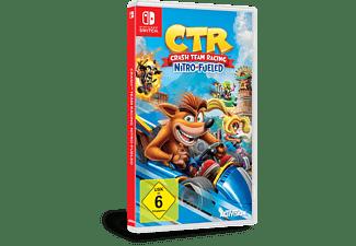 CTR Crash Team Racing Nitro Fueled - [Nintendo Switch]