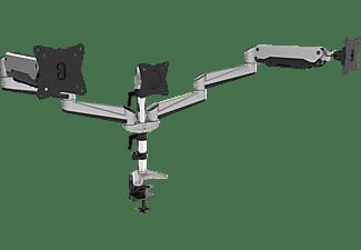 DIGITUS DA-90363 Monitorhalterung, Silber