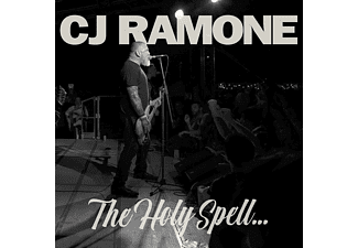 CJ Ramone - The Holy Spell... CD