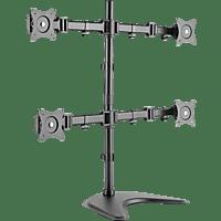 DIGITUS DA-90364 Monitorhalterung, Schwarz
