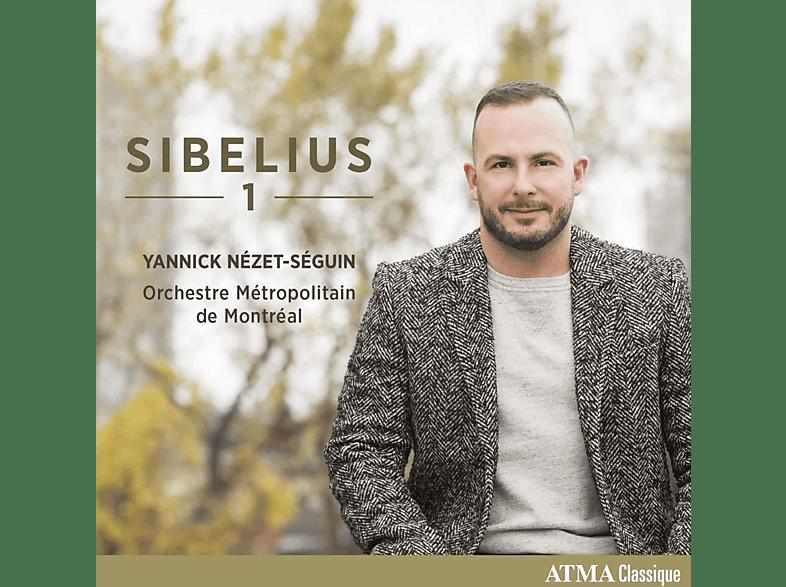 Orchestre Métropolitain De Montréal, Yannick Nezet Seguin - Sibelius 1 [CD]