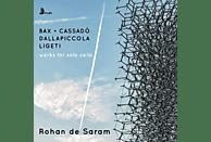 Rohan De Saram - Bax-Ligeti-Dallapiccola-Cassado Works For So [CD]