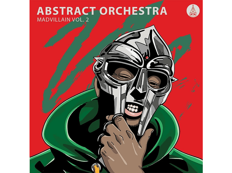 Abstract Orchestra - Madvillain Vol.2 [CD]