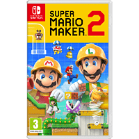 Super Mario Maker 2 - [Nintendo Switch]