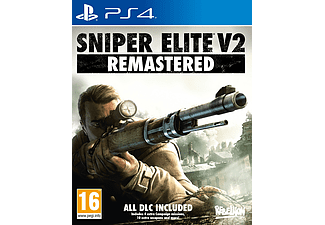 PS4 - Sniper Elite V2: Remastered /D