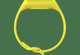 SAMSUNG Galaxy Fitⓔ , Fitnesstracker, 225 mm, Gelb