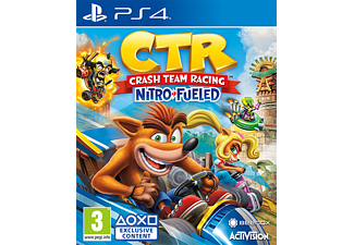 Crash Team Racing: Nitro-Fueled PlayStation 4