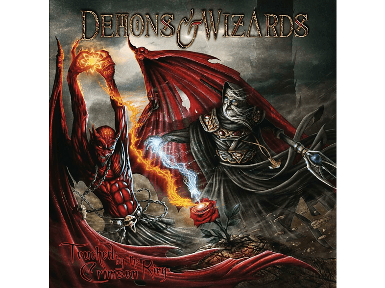Demons & Wizards - Touched By The Crimson King (Remasters 2019) [Vinyl]