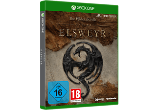 The Elder Scrolls Online: Elsweyr - [Xbox One]