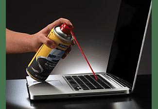 Spray limpiador - Fellowes, aire a presion sin HFC para teclados y equipos eléctricos