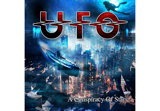 UFO - A Conspiracy Of Stars - (LP + Bonus-CD)