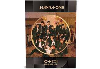 Wanna One - 0+1=1 (I Promise You) (CD + könyv)