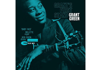 Grant Green - Grant's First Stand  - (Vinyl)