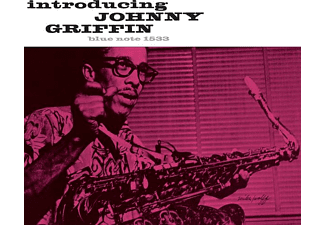 Johnny Griffin - Introducing  - (Vinyl)