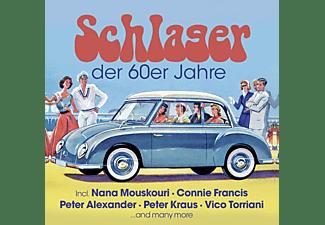 VARIOUS - Schlager Der 60er Jahre  - (Vinyl)