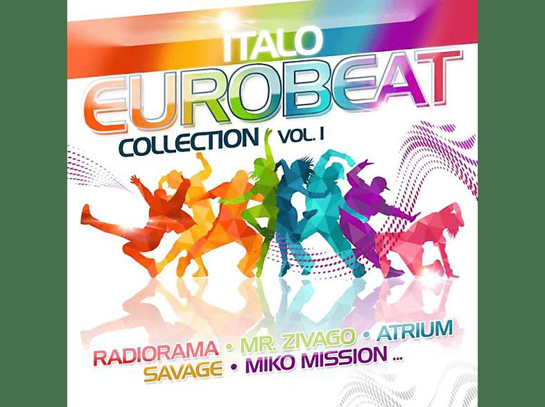 VARIOUS - ZYX Eurobeat Collection Vol.1 [CD]