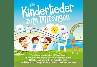 VARIOUS - Kinderlieder zum Mitsingen  - (CD)