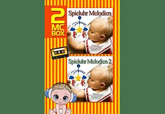 VARIOUS - Spieluhrmelodien 1 & 2  - (MC (analog))