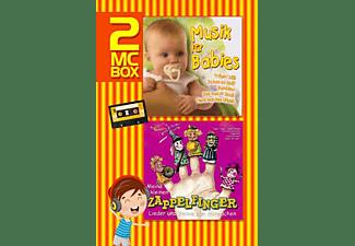 VARIOUS - Musik für Babies-Meine kleinen Zappelfinger  - (MC (analog))