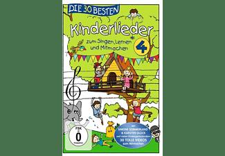 Die 30 Besten Kinderlieder 4 DVD