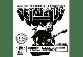 Graveyard - Live At Pustervik  - (Vinyl)