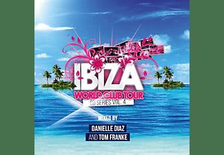 VARIOUS - Ibiza World Club Tour Vol.4  - (CD)