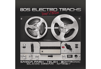 VARIOUS - 80s Electro Tracks-Vinyl Edition  - (Vinyl)