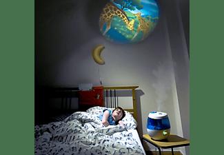 WICK SweetDreams Ultraschall Luftbefeuchter mit Lichtprojektion WUL575E4
