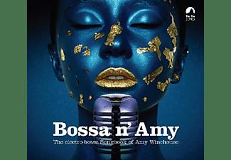 VARIOUS - Bossa N'  Amy  - (CD)