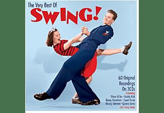 VARIOUS - VERY BEST OF SWING  - (CD)