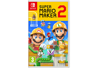 Switch - Super Mario Maker 2 /D