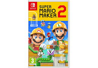 Switch - Super Mario Maker 2 /F