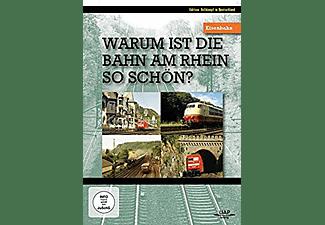 Warum ist die Eisenbahn am Rhein so schön DVD