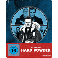 Hard Powder Limited Steelbook Edition Blu-ray