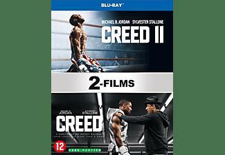 Creed + Creed II - Blu-ray