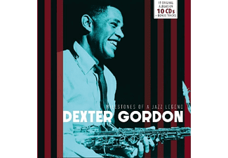 Dexter Gordon - MILESTONES OF A JAZZ LEGEND  - (CD)