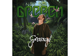 Greeen - Smaragd - (CD)