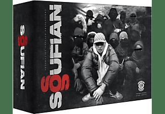 Soufian - S.O.S.(LTD Box)  - (CD + Merchandising)