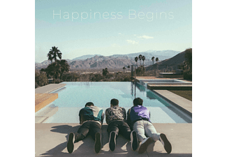 Jonas Brothers - Happiness Begins - (CD)