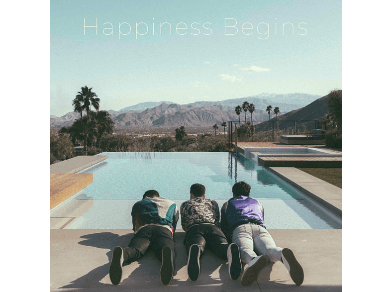 Jonas Brothers - Happiness Begins [CD]