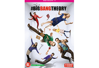 Big Bang Theory - Seizoen 11 DVD
