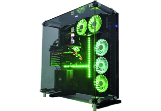 PROWORX Gaming PC Pro.G+ RGB 8257 i9-9900k/32GB/2TNVMe/RTX2080Ti-8G/Win10H