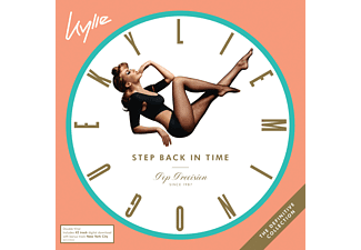 Kylie Minogue - Step back in Time - The definitive Collection  - (Vinyl)