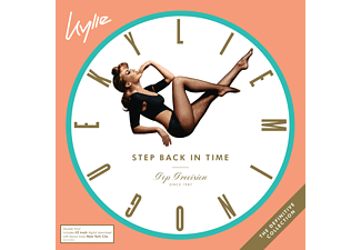 Kylie Minogue - Step back in Time - The definitive Collection (Coloured Vinyl)  - (Vinyl)