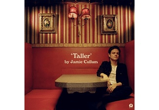 Jamie Cullum - TALLER  - (CD)