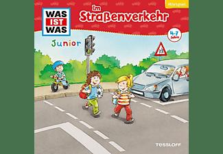Was Ist Was Junior - Folge 29: Straßenverkehr  - (CD)