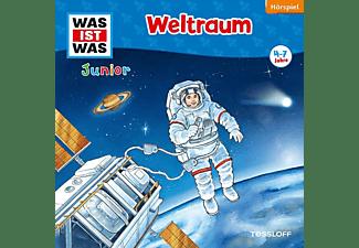 Was Ist Was Junior - Folge 19: Weltraum  - (CD)